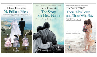 Elena Ferrante and the Question of Authorial Anonymity